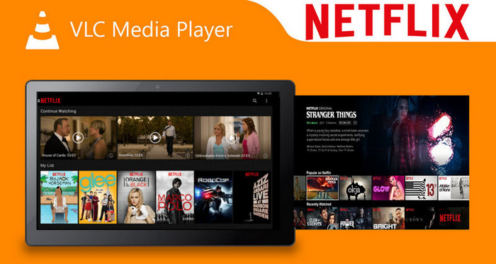 Netflix Video auf VLC Media Player anschauen