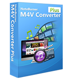 NoteBurner M4V Converter Plus Windows
