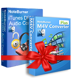 NoteBurner iTunes DRM Removal Suite für Mac