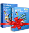 M4V Converterv Plus for Windows + iTunes DRM Audio Converter for Windows